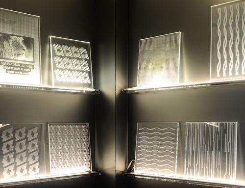 Gravure laser 2D/3D